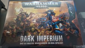Dark Imperium Launch-Party